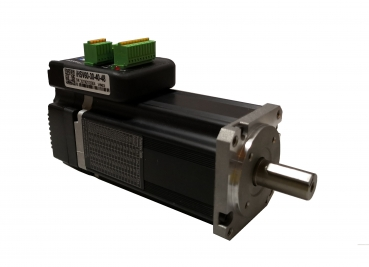 Integrated 400W Closed Loop Servo Motor 48VDC JMC iHSV60-30-40-48 V604 Nema24