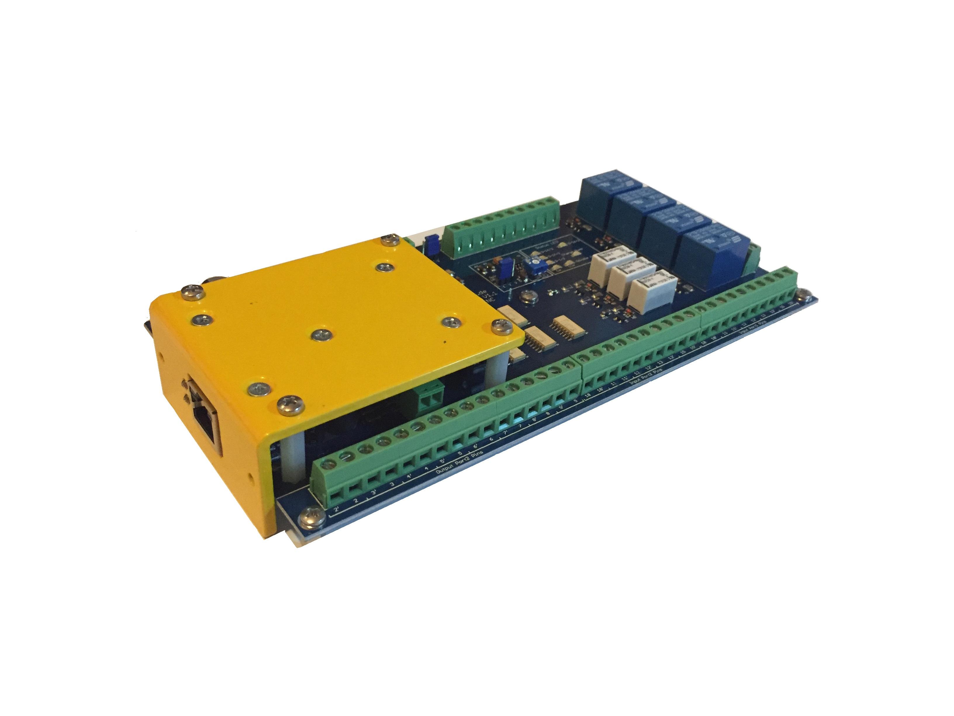 cnc-technics - Breakoutboard for UC400ETH